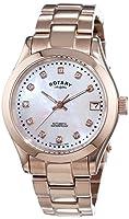 Rotary LB00157/41 - Reloj de pulsera mujer, acero inoxidable de Rotary