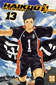 Haikyu!! Les AS du Volley Edition simple Tome 13