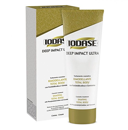 Iodase Deep Impact Ultra Crema Rimodellante Total Body 220 ml