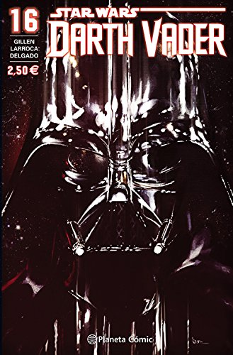 Star Wars Darth Vader nº 16/25 (Star Wars: Cómics Grapa Marvel) por Kieron Gillen