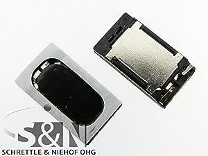 NG-Mobile Original HTC Desire X Lautsprecher Klingeltöne Speaker Klingel Töne Musik