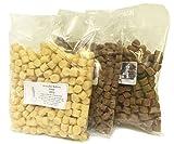 Hitzegrad Kartoffel Softies 200g Glutenfreies Trainingsleckerli für Hunde - Lachs