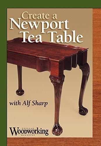 Preisvergleich Produktbild Build a Goddard Newport Tea Table