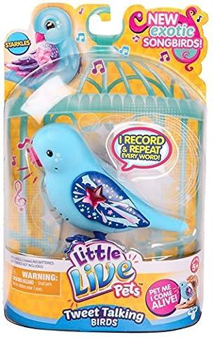 Little Live Pets - 34318 - S5 - Oiseau Pack
