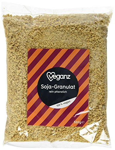 Preisvergleich Produktbild Veganz Soja-Granulat,  5er Pack (5 x 500 g)