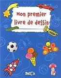 Image de MON PREMIER LIVRE DE DE DESSIN - GARCON (Couverture bleu)