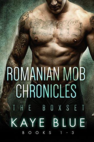 Romanian Mob Chronicles Box Set Books 1-3