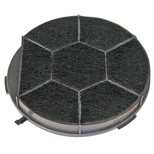 Spares2go chf28/1tipo filtro de carbón para Indesit Campana Extractor de ventilación