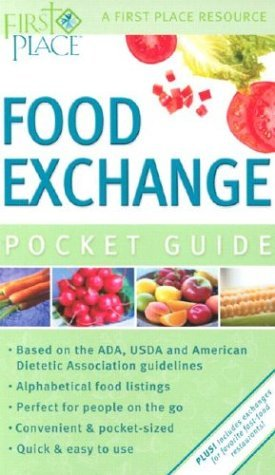 First Place Food Exchange Pocket Guide by Gospel Light Publications (2003-05-02)