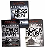 Peter May Lewis Trilogy Collection 3 Books Set.(The Lewis Man, The Blackhouse, The Chessmen)