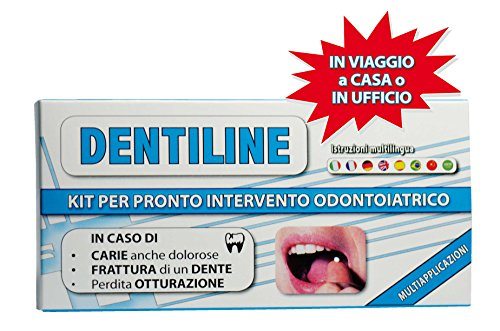 Zoom IMG-1 dentiline kit per pronto intervento