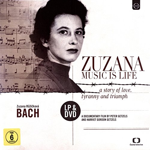 Zuzana: Music is Life - A story of Love, Tyranny and Triumph (DVD & LP Edition) [Vinyl LP]