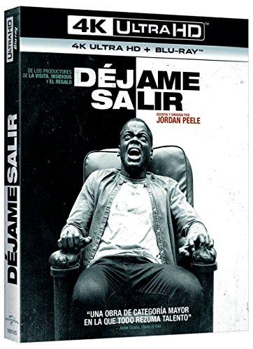 Déjame Salir (4K UHD + BD) [Blu-ray] 51C 2BFrzzBcL
