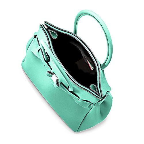 Save My Bag Damen Miss Henkeltasche, 34x29x18 cm FROZEN