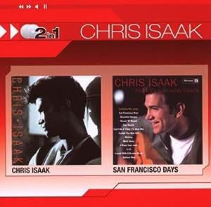 coffret 2 CD :  Chris Isaak - San Francisco Days