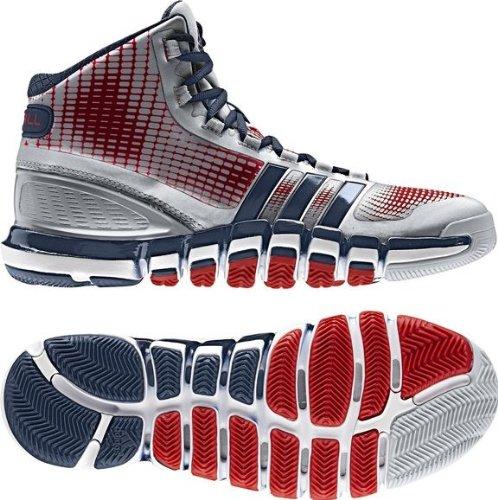 Adidas Adipure Crazyquick Basketballschuhe Weiss MNWnn