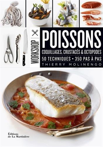 Workshop Poissons - Coquillages, Crustacé & Octopodes par Thierry Molinengo