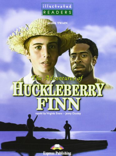 Adventure Of Huckleberry Fin - Edición Ilustrada (+ CD Audio)