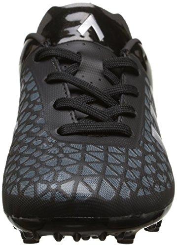 adidas Jungen Ace15.3 Terrain American Football Schuhe Noir (Core Black/Silver Met/Solar Yellow)