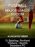 Fußball: MLS 2018 - Nordamerikanische Profiliga - 11. Spieltag: Portland Timbers - Seattle Sounders FC