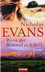 Wenn der Himmel sich teilt: Roman