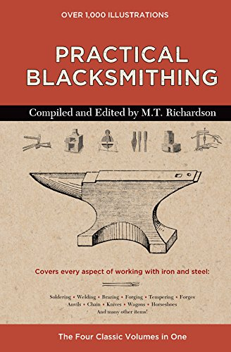 Practical Blacksmithing (English Edition)