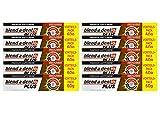 10x Blend-a-dent plus Duo Kraft Premium Haftcreme 60 g Vorteilspack