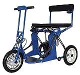 Di Blasi r-30Scooter elektrisch autoplegable für Behinderte blau