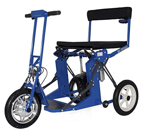 Di Blasi R-30 scooter eléctrica autoplegable para personas discapacitadas