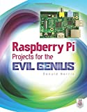 Best Raspberry Pi Books - Raspberry Pi Projects for the Evil Genius Review