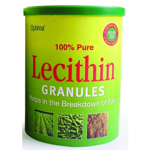 Optima Lecithin Granules 500g - Pack of 3 Test