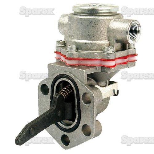 S.58756 - Traktoren-Kraftstoffpumpe, Dieselpumpe, Kraftstoffförderpumpe, Topaggregat für viele Schleppertypem geeignet!