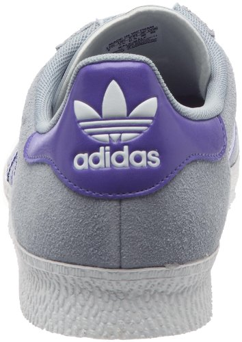 Adidas Gazzella Originals Uomo D'argento Lifestyle Scarpe Moda Scuro 2 Sneaker Bianco Viola qqgaxC5O