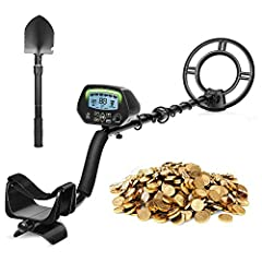 Idea Regalo - INTEY Metal Detector - 9,8