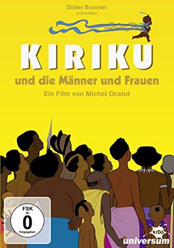 Bild von Kiriku und die Männer und Frauen