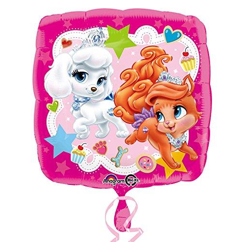Amscan 3228201Disney Palace Pets Folie Ballons