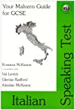 Your Malvern Guide for GCSE: Italian Speaking Test