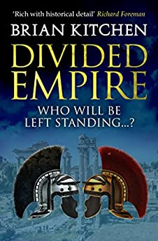 Divided Empire by [Kitchen, Brian]