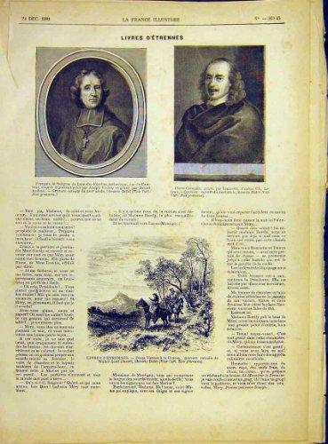 Copie 1882 de Chasse  Salignac Cornielle Vernon de Portrait