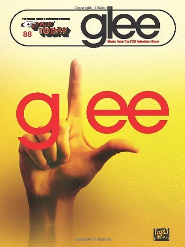 Glee: Music from the FOX television show - For Organs, Piano and Electronic Keyboards (E-Z Play Today) by Hal Leonard Corp. (2010-04-01)