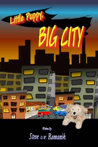 Little Puppy, BIG CITY (English Edition)