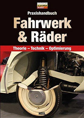 Praxishandbuch Fahrwerk & Räder: Theorie – Technik, gebraucht gebraucht kaufen  Wird an jeden Ort in Deutschland