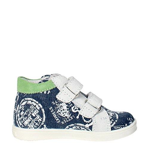 Ciao Bimbi 1558.03 Sneakers Garçon Blanc/Bleu
