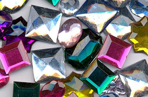 BCreative Assorted Acrylic Jewel...