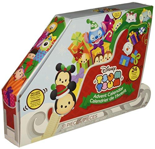 Tsum Tsum Disney Countdown to Christmas Advent Calendar Playset