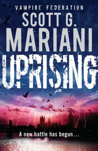 Uprising by Scott G. Mariani