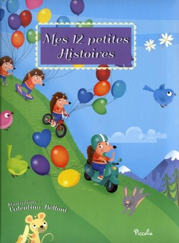 Mes 12 petites histoires : Tome 6