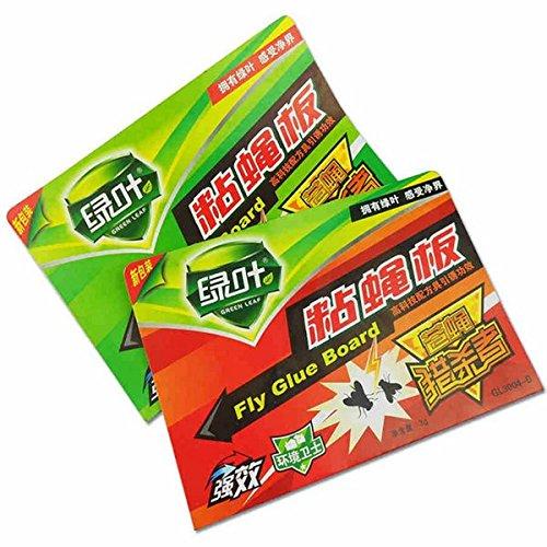 coeus-5pcs-mosche-forti-intrappola-cimici-appiccicoso-bordo-catturare-insetti-afidi-assassino-mosca-