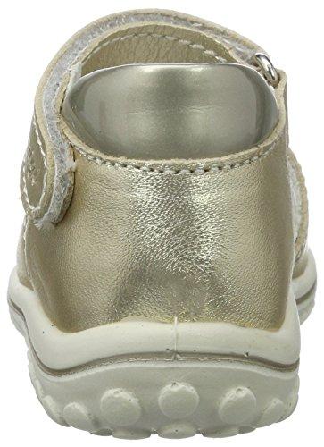 Primigi Psw 7554, Chaussures Marche Bébé Fille Or (Platino)