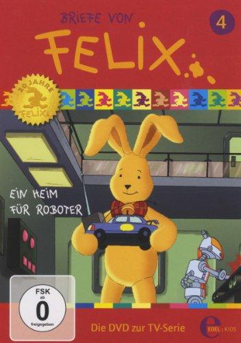 Briefe von Felix, Vol. 4 - Ein Heim für Roboter Preisvergleich